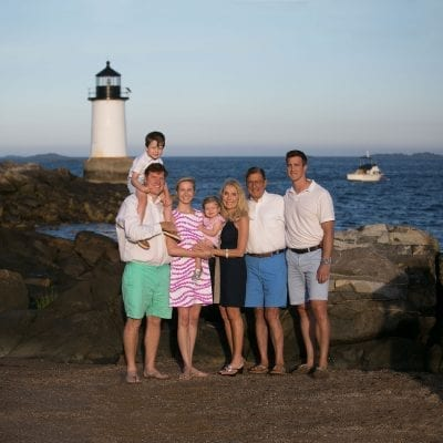 Family Portrait, Outdoor Family Portrait, Salem Mass Photographer, Louise Michaud Photographer, Beach Photographer, Beach Photography